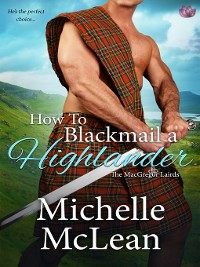 Cover How to Blackmail a Highlander