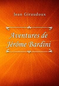 Cover Aventures de Jérôme Bardini
