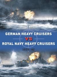 Cover German Heavy Cruisers vs Royal Navy Heavy Cruisers
