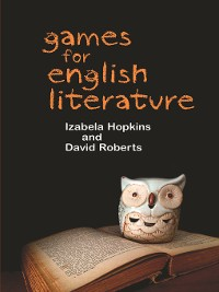 Cover Games for English Literature