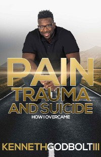 Cover Pain  Trauma  and Suicide