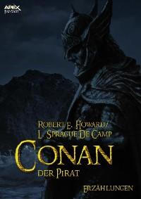 Cover CONAN, DER PIRAT