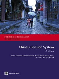 Cover China's Pension System