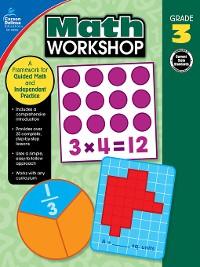 Cover Math Workshop, Grade 3