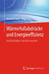 Cover Wärmefußabdrücke und Energieeffizienz