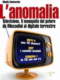 Cover L'anomalia