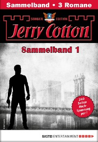 Cover Jerry Cotton Sonder-Edition Sammelband 1 - Krimi-Serie