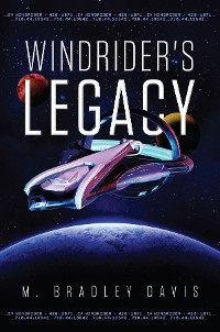 Cover Windrider's Legacy