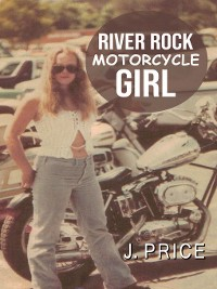 Cover River Rock Motorcycle Girl