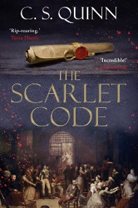 Cover The Scarlet Code