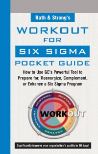 Cover Rath & Strong's WorkOut for Six Sigma Pocket Guide