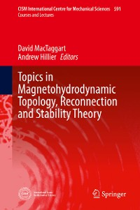 Cover Topics in Magnetohydrodynamic Topology, Reconnection and Stability Theory
