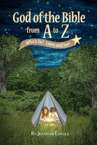 Cover God of the Bible from A to Z