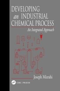 Cover Developing An Industrial Chemical Process