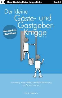 Cover Der kleine Gäste- und Gastgeber-Knigge 2100