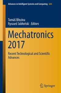 Cover Mechatronics 2017