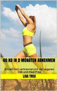 Cover 40 kg in 2 Monaten abnehmen