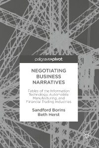 Cover Negotiating Business Narratives