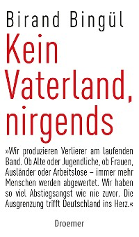Cover Kein Vaterland, nirgends