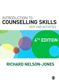 Cover Introduction to Counselling Skills