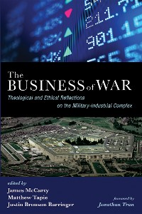 Cover The Business of War