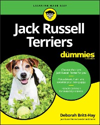 Cover Jack Russell Terriers For Dummies