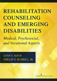 Cover Rehabilitation Counseling and Emerging Disabilities