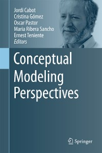 Cover Conceptual Modeling Perspectives