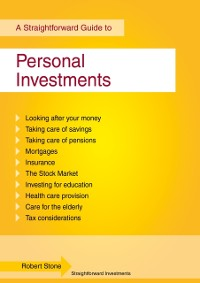 Cover Personal Investments