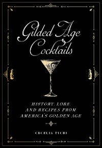 Cover Gilded Age Cocktails