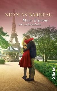 Cover Menu d'amour