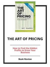 Cover The Art of Pricing