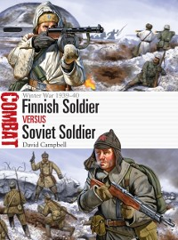 Cover Finnish Soldier vs Soviet Soldier