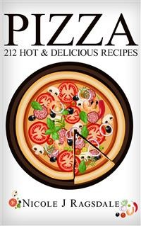 Cover Pizza -212 Hot & Delicious Recipes