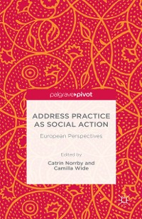 Cover Address Practice As Social Action