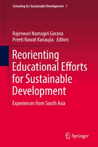 Cover Reorienting Educational Efforts for Sustainable Development