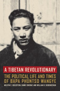 Cover A Tibetan Revolutionary