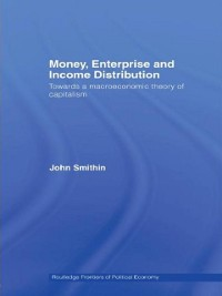 Cover Money, Enterprise and Income Distribution