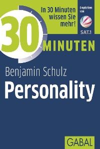 Cover 30 Minuten Personality