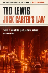 Cover Jack Carter's Law
