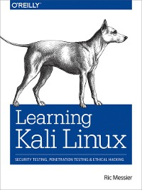 Cover Learning Kali Linux