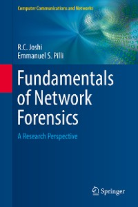 Cover Fundamentals of Network Forensics
