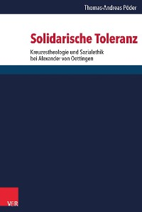 Cover Solidarische Toleranz