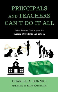 Cover Principals and Teachers Can't Do It All