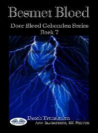 Cover Besmet Bloed ( Door Bloed Gebonden Series Boek 7)