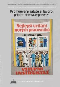 Cover Promuovere salute al lavoro: politica, ricerca, esperienze. Supplemento a Sistema Salute