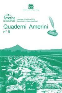 Cover Quaderni Amerini n°9