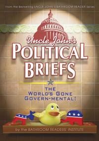 Cover Uncle John's Political Briefs