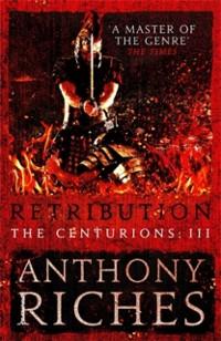 Cover Retribution: The Centurions III