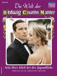Cover Die Welt der Hedwig Courths-Mahler 556 - Liebesroman